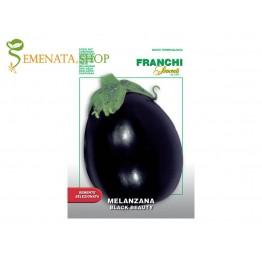 Семена на патладжан Блeк бюти (Black Beauty)