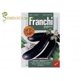 Семена на патладжан Испански Линда f1