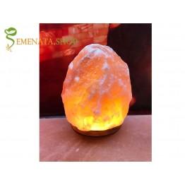 """Лампа от хималайска сол USB на страхотна цена - 100% натурални """"Витамини на въздуха"""""""