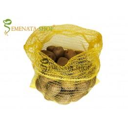 Здрави чували за картофи 10 кг тип мрежести 35/50 см