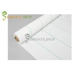 Качествено зебло против плевели с висока плътност и дълготрайна UV стабилизация (Бяло)
