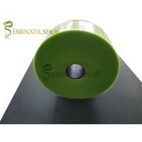Стабилизираща лента за оранжерии зелена 250 микрона с UV защита