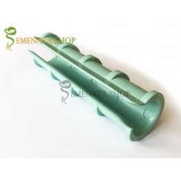 Пластмасови щипки за закрепване на найлон за оранжерии от качествена пластмаса с UV защита