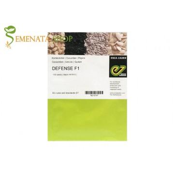 Семена на краставици Дефенс F1 (Defense F1) - супер устойчив сорт с уникално дълги плодове