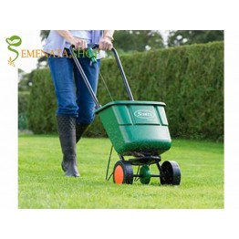 Професионална ръчна сеялка за трева и райграс със степени за торене и сеитба Easy Green