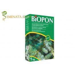 Тор за иглолистни против покафеняване на иглите - за по-плътен зелен цвят и растеж