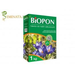 Специален тор за засаждане на луковици и всякакви луковични и грудкови растения