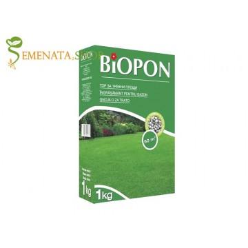 Ефективен тор за трева на достъпна цена 1 кг - за торене през цялата година (за до 50 кв.м)