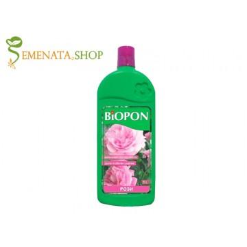 Течна тор за рози на Биопон - перфектен за всички сортове 0.5л