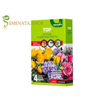 Комбиниран тор за рози и цъфтящи храсти 1 кг за по-обилен цъфтеж и силен растеж