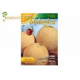 Био семена на пъпеш Retato Degli Ortolani - силно ароматен и сладък сорт