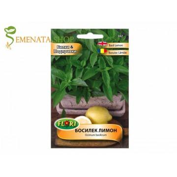 Семена на босилек лимон - със силен лимонов аромат