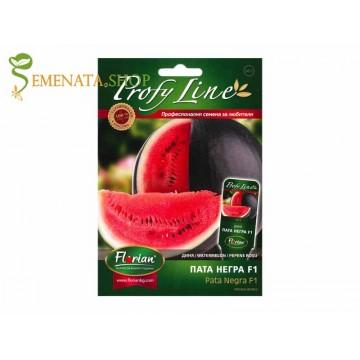 Семена на черна диня Пата Негра F1 (Pata negra) - сладък и високодобивен сорт