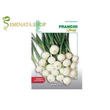 Семена на лук Барлета - за консервиране и прясна консумация