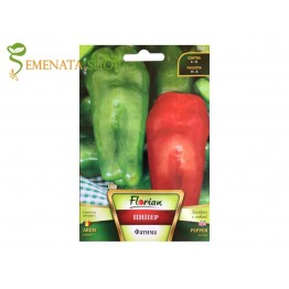 Семена на зелен пипер Фатима за печене и салата