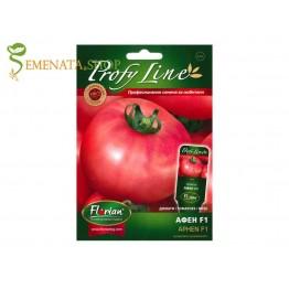 Семена на ранни сортове розови домати Афен F1 - супер вкусен