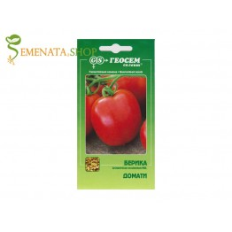 Семена на консервен домат Берика - детерминантен директен сорт