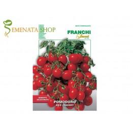Семена на безколови сортове домати Чери червено от Италия - страхотни на вкус