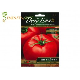 Гарантирано професионални семена на Биг бийф F1 домати (Big Beef F1) - за оранжерии и тунели