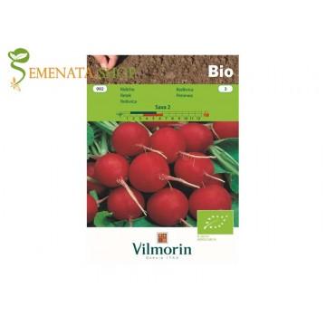 Семена БИО на репички сорт Сакса 2 (Saxa 2)