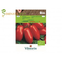 Семена био на домати за консерва Сан Марцано 2
