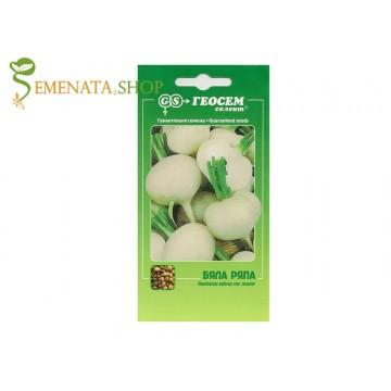 Семена на бяла ряпа - вкусна и полезна на салата