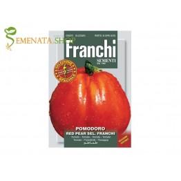 Оригинални семена на домати Ред Пеър (Червена круша) Франчи - световно известен италиански сорт
