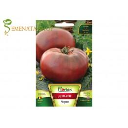 Черни домати семена на сорт Блек фром Тула - много вкусен