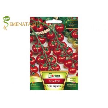 Семена на чери домати червени