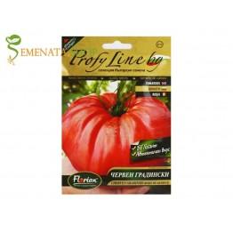 Семена на домати Червен градински Гигант - автентичният вкус на българското