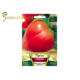 Семена на домати червено Биволско сърце - традиция и вкус