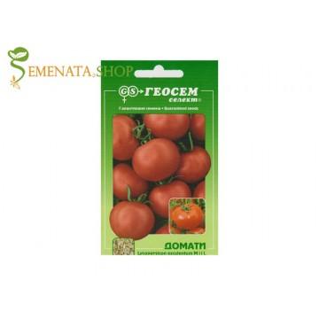Оригинални семена на домати Трапезица детерминантни (безколови)