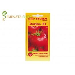 Супер ранозрял хибриден сорт домати Дорина F1 - много сладък