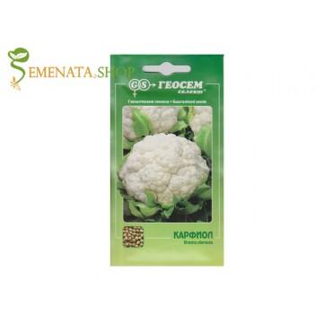 Семена на карфиол от популярния сорт Снежна топка (Snowball, Сноубол)