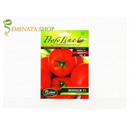 Семена на домати Копнеж F1 вкусни и червени безколови (детерминантни)
