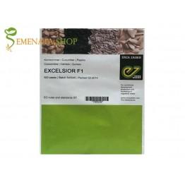 Професионални семена на Корнишони Екселсиор F1 (Excelsior F1) - страхотен вкус и изключителен добив