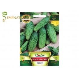 Семена на корнишони Крак F1 - изключително хрупкави и вкусни
