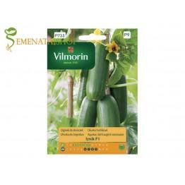Семена на краставица за саксия Изник (Iznik F1) - превъзходен вкус и аромат