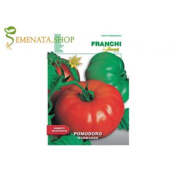 Семена на домат почти без семки Марглобе (Marglobe) - много вкусни за салата и консервиране