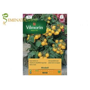Семена на чери жълти домати Мирабел (Mirabell)