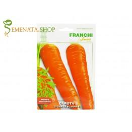 Семена на супер гигантски моркови Flakee 2 - голям и вкусен кореноплод