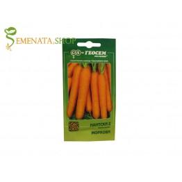 Сортови семена на моркови Нантски - Nantes 5