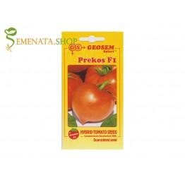 Семена на сортове домати Прекос F1 перфектни за оранжерии (супер ранен сорт)