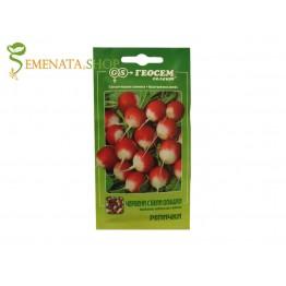 Семена на репички червени с опашки бели - страхотен вкус