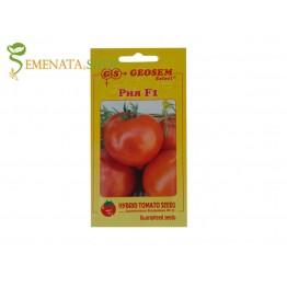Семена на домати устойчиви на болести Рия F1 - българска селекция от Геосем Селект