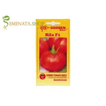 Семена на български ранни сортове домати Рила F1