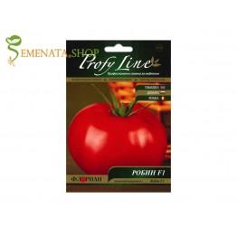 Семена на домати Робин F1 - известните високодобивни холандски сортове за оранжерия