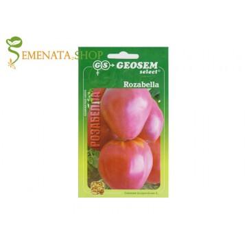 Семена на домати Розабелла с форма на розово сърце и неустоим вкус
