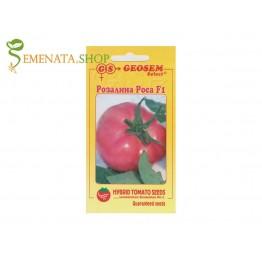 Семена на домати Розалина Роса F1 български оранжерийни розови домати