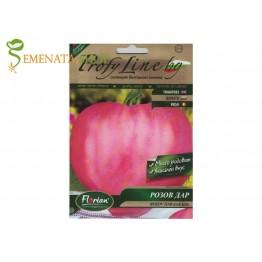 Семена на нови сортове домати Розов дар - гигантското розово сърце